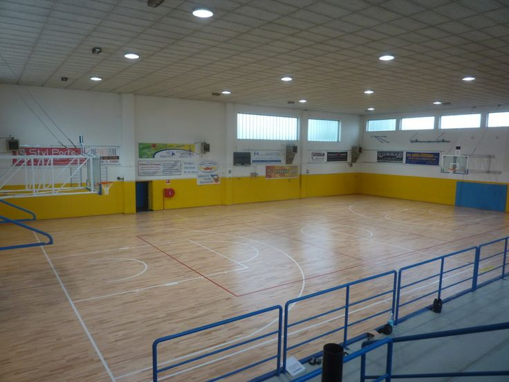 """The """"PalaSangone"""" of Rivalta (Italy) from PVC to wood for the celebrations of the 40 years of Atlavir. A new sports flooring signed Dalla Riva Sportfloors."""