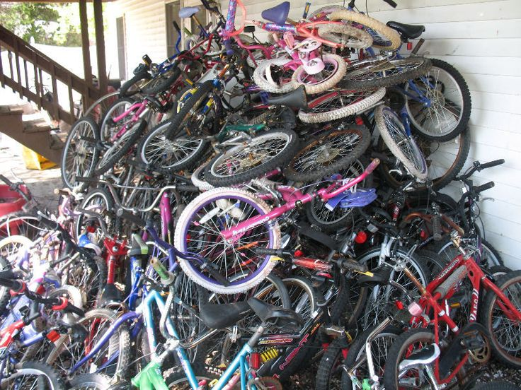 Buying Used Bikes (for beginners)