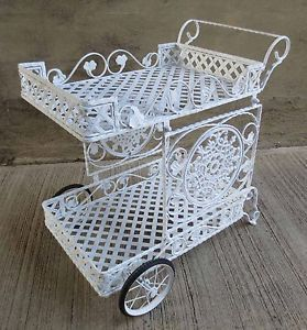 1000 Ideas About Tea Cart On Pinterest Serving Trolley