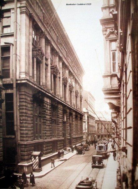 Bankalar Caddesi 1935