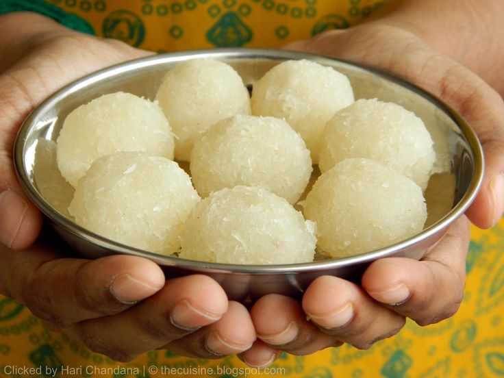 Kobbari Undalu (Coconut Laddu) ~ Krishnashtami Special Recipes | Indian Cuisine