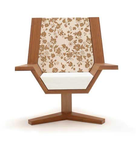 Ecodecor's Tatami Flight Chair