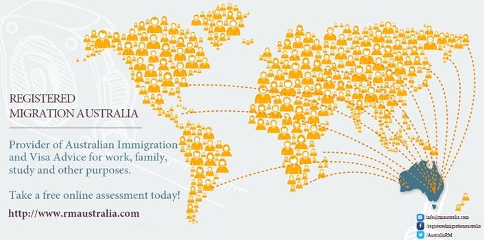 Registered Migration Australia offers a full range of professional visa services for those seeking temporary or permanent residency in Australia.