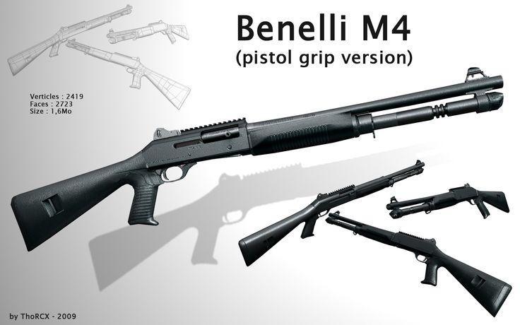 Benelli M4 shotgun - now available at New River Sports - 540-980-1133, Draper, VA
