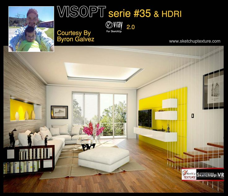 Free Vray For Sketchup 2.0 Interior And Exterior Visopt