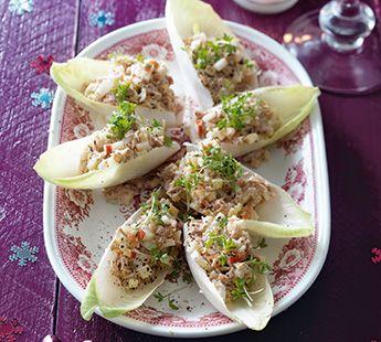 Witlofbootje met frisse tonijnsalade - Recept - Jumbo Supermarkten