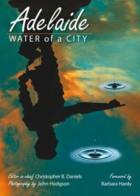 Adelaide - water of a city. This book, written by over 130 South Australian experts on water, describes the breathtakingly broad array of roles water plays in the functioning of a large community. As we move into a new environmental era, where resources are no longer limitless and in particular water is a precious commodity, this book examines how Adelaide is taking responsibility for its own water future.  http://www.wakefieldpress.com.au/product.php?productid=5=7=1