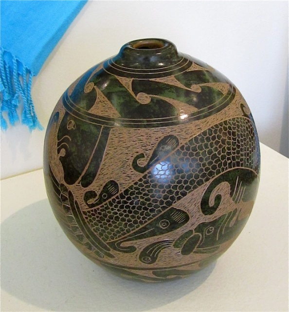 Mundo Village Nicaraguan Pottery Artisansway Pottery