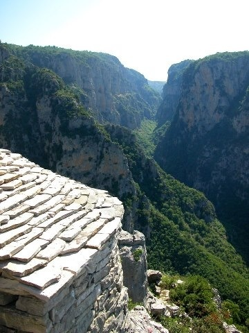 Vikos Gorge, Epirus region, Greece