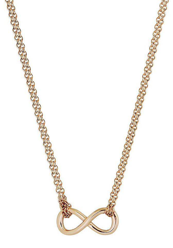 Halskette Unendlichkeitszeichen Gold Beliebtester Schmuck