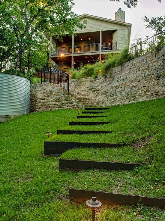 199 best corten steel images on pinterest corten steel for Casa de jardin mobile home park