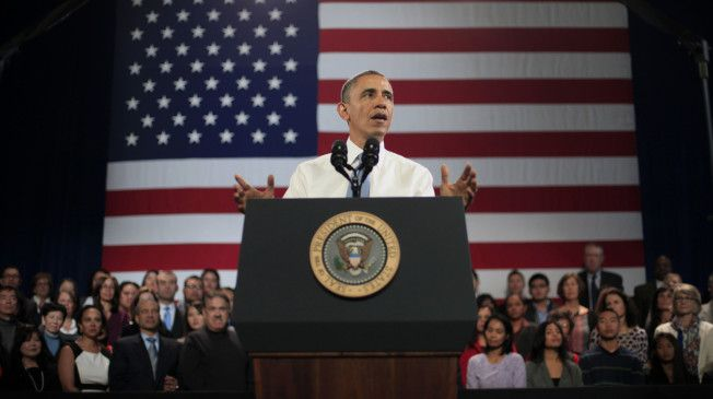 Obama's Speech Today To Provide Glimpse At The Next Three Years
