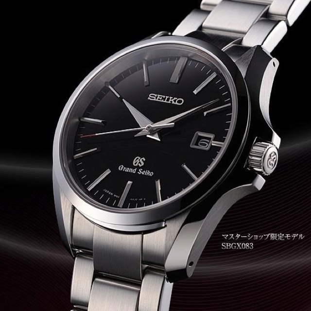 Grand SEIKO made in JAPAN