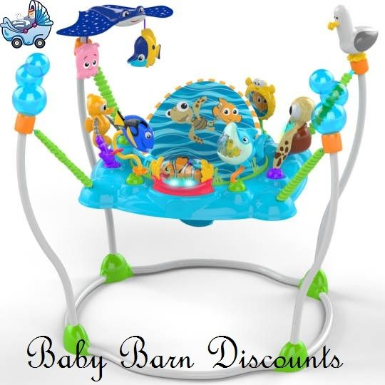 Baby Barn Discounts - Bright Starts - Nemo and Friends - Sea of Activities Jumper , $199.90 (http://www.babybarndiscounts.com.au/bright-starts-nemo-and-friends-sea-of-activities-jumper/)