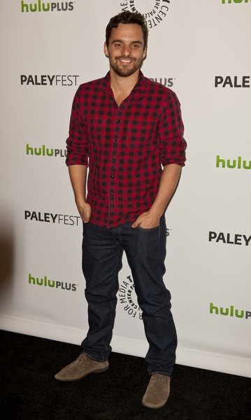 jake johnson...love him even more after last week's New Girl!  AHHH