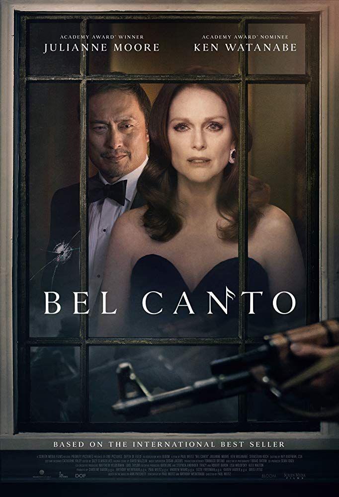 Bel Canto 2018 Trailer Julianne Moore Ken Watanabe Drámy Trailery หน งร กโรแมนต ก หน ง ภาษา