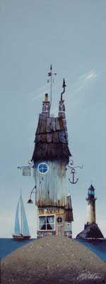 Gary Walton original 'The Anchor'