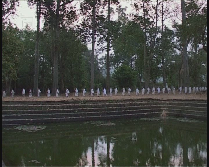 Ludzie z Angkor | The people of Angkor, dir. Rithy Panh