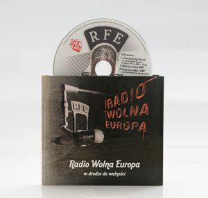 """""""Radio Wolna Europa w drodze do wolności"""". Bezpłatna publikacja do pobrania na genwolnosci.pl Projekt: Studio Zakład, www.zaklad.pl"""
