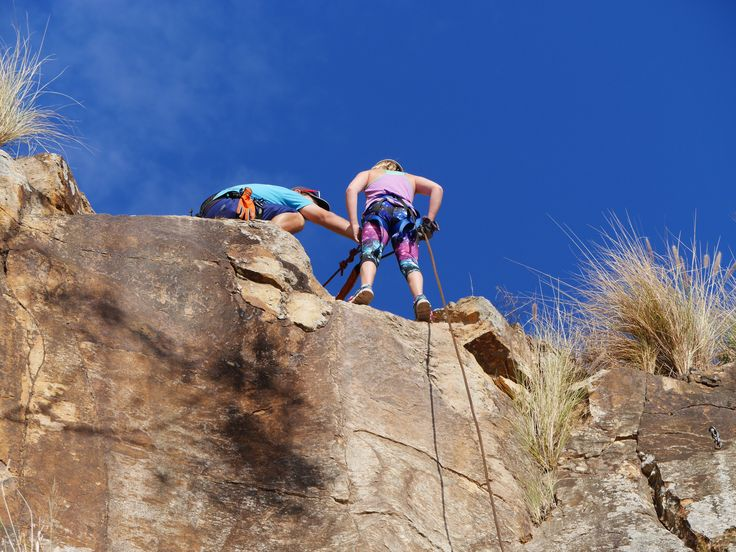 Abseiling in Brisbane City