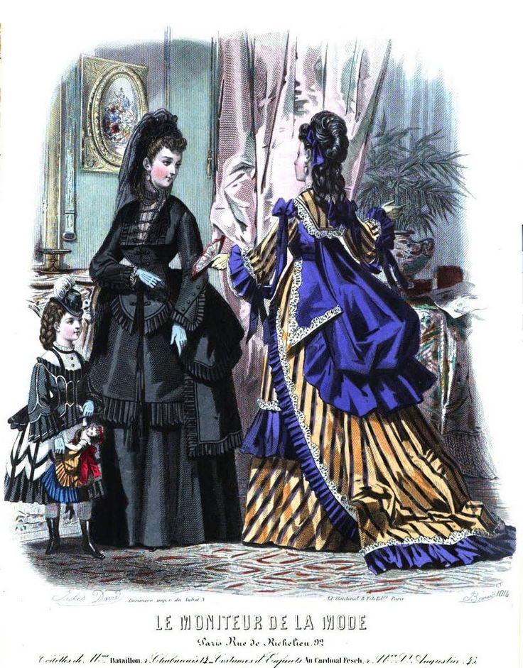 Le Moniteur de la Mode 1871
