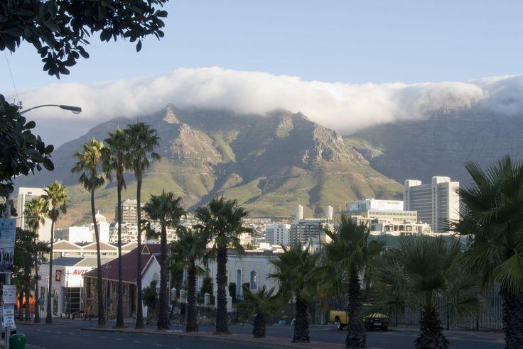 Tablecloth över Taffelberget i Kapstaden  #Cape #Town #Kapstaden #South #Africa #Sydafrika #Travel #Resa #Resmål #Afrika #Vacation #Semester #Tablecloth #Taffelberget #Berg