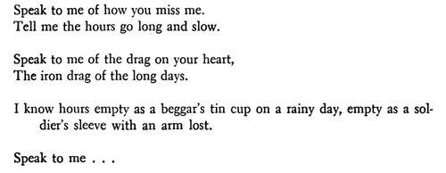 "Carl Sandburg, ""Home Thoughts"""