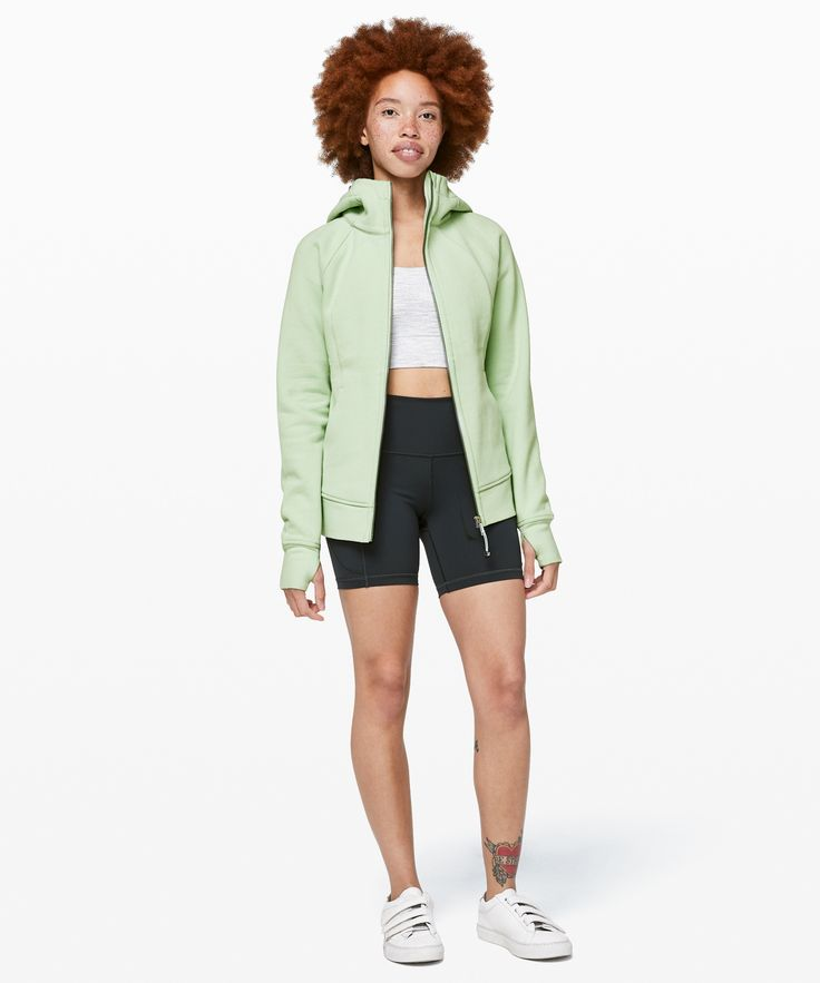 Scuba Hoodie *Light Cotton Fleece | Women's Hoodies | lululemon athletica