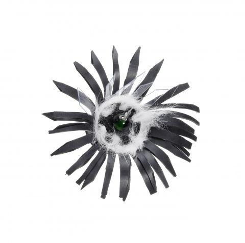 ReifenWechsel / black tube edition _ Cocktailbrosche | Astrid Jansen