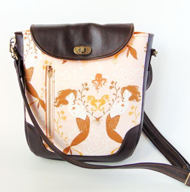 Mermaids Ziggy Crossbody Bag