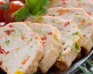 Les 25 meilleures id es de la cat gorie mousse de jambon sur pinterest verrine de mousse de - Terrine de legumes facile et rapide ...