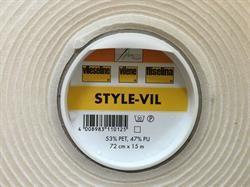 Style-Vil ( hvidt) er et Super let matriale - lidt alla skumgummi - perfekt til kreative arbejde.