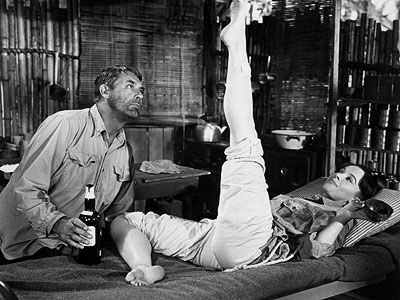 Father Goose: The film won the Oscar for Best Writing, Story and Screenplay, which was written directly for the screen by S. H. Barnett, Peter Stone, and Frank Tarloff. 1964