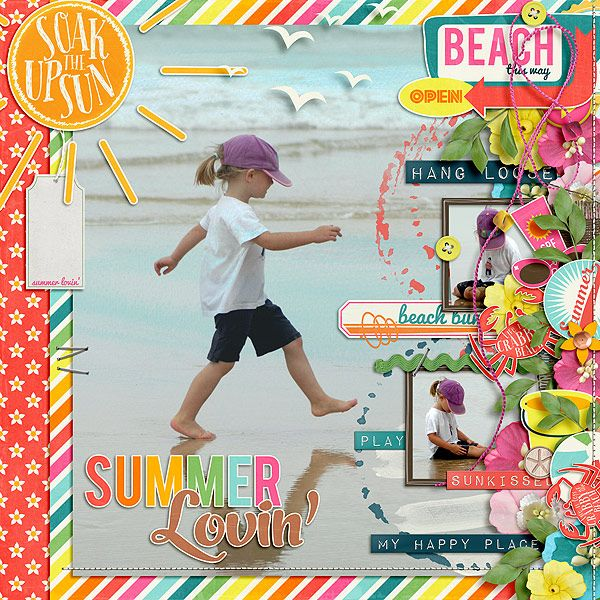 Summer Lovin' by Jady Day Studio and Penny Springmann http://www.sweetshoppedesigns.com/sweetshoppe/product.php?productid=28065&cat=0&page=1