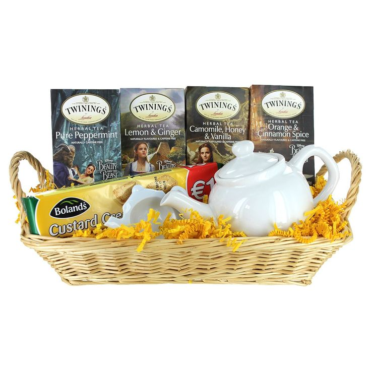 Disney's Beauty and the Beast Gift Basket