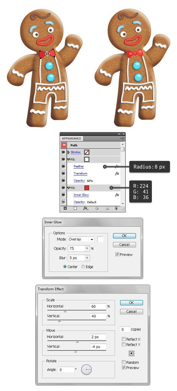 Infographic tutorial illustrator beginner