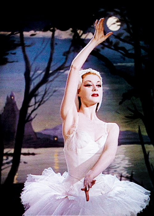 Moira Shearer as Odette