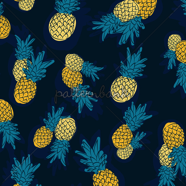 Pineapple Punch by Lucy Wood