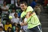 The 2014 ATP Tokyo will continue on Thursday with Milos Raonic and Kei Nishikori taking court. Here's the order of play for the day:  http://www.live-tennis.com/category/atp-tennis/atp-tokyo-2014-order-of-play-schedule-thursday-201410020001/