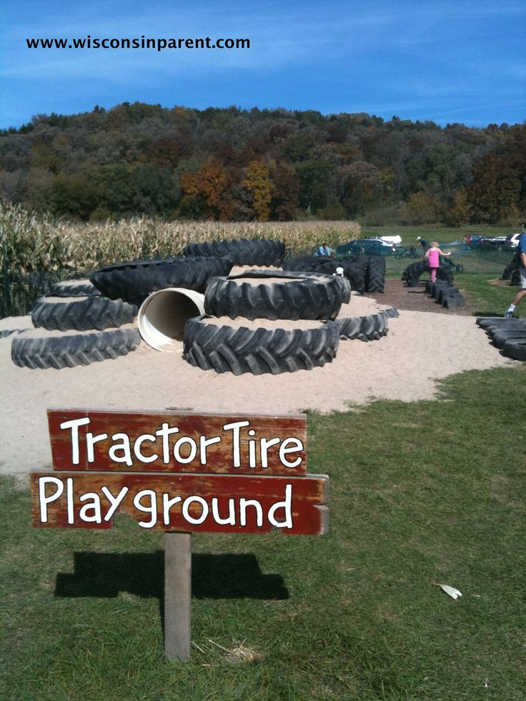Treinen Farm in Lodi is a fun hobby farm with corn maze, pumpkin patch, and agri-playground for the kids.