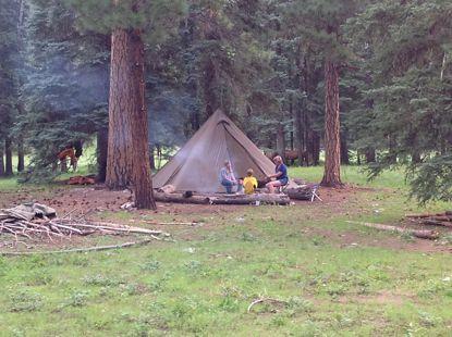 Seek Outside...12 Person Tipi Tent Lightweight