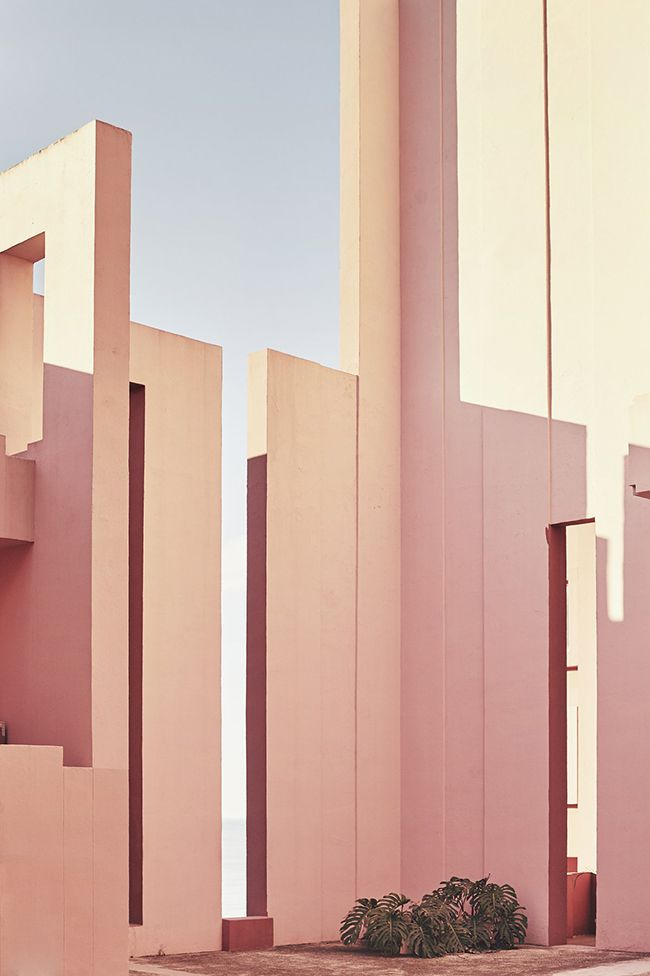 Nacho Alegre Just Dropped Some Serious Ricardo Bofill Architecture Porn
