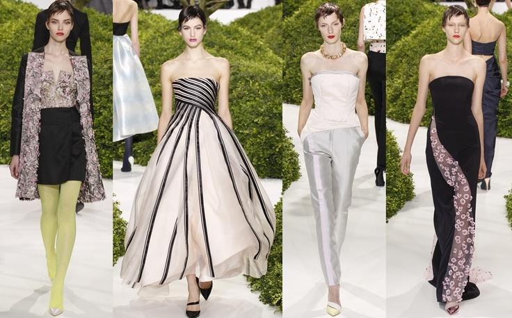 Dior - Paris Haute Couture Spring Summer 2013