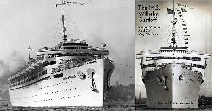 THE MS WILHELM GUSTLOFF – Review by Mark Barnes