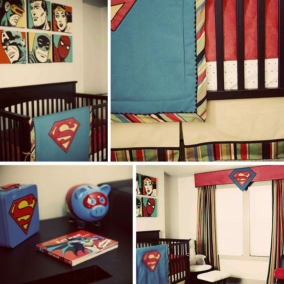 Superman Themed Bedroom: 25+ Best Ideas About Superman Room On Pinterest