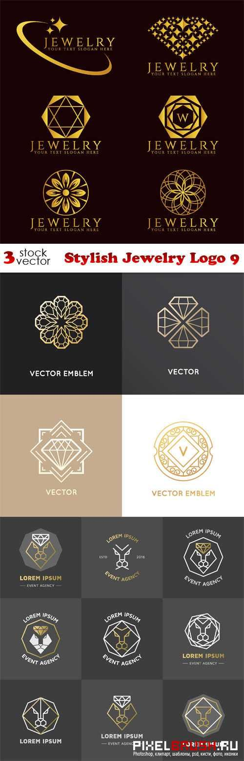 Vectors - Stylish #Jewelry #Logo 9