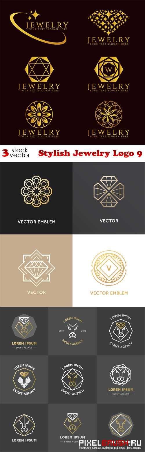Vectors - Stylish #Jewelry #Logo 9