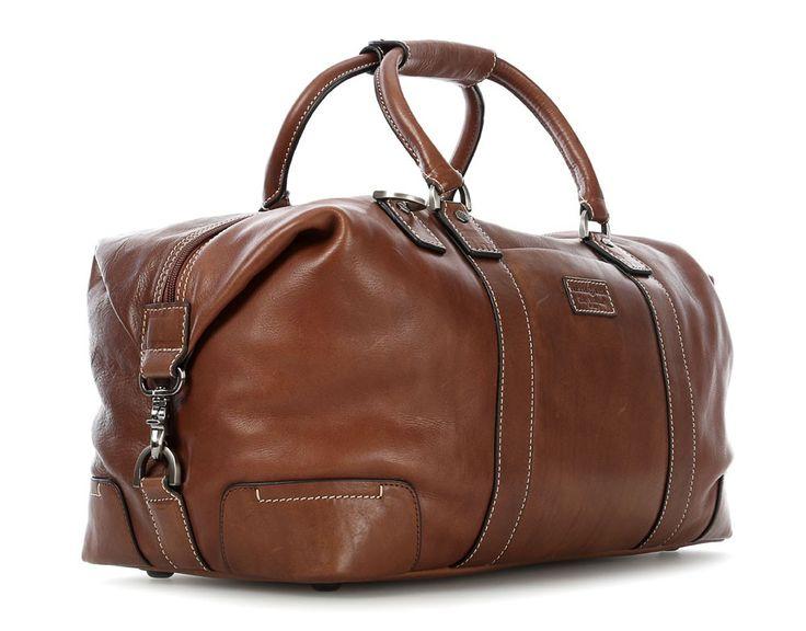 Jekyll & Hide Montana Texas Sac de voyage cognac 49 cm - 5551-TEX-colt - Sacs de Créateurs Boutique en ligne - wardow.com