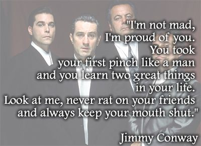 Goodfellas Is An American Film Directed By Martin Scorsese And Probably One Of The Best Movies All Time