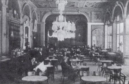 Καφενείον Ζαχαράτου - Zacharato's cafe from 1888